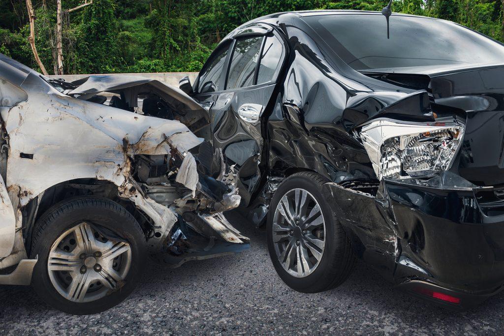 Ocorrência de acidentes por falta de direção defensiva