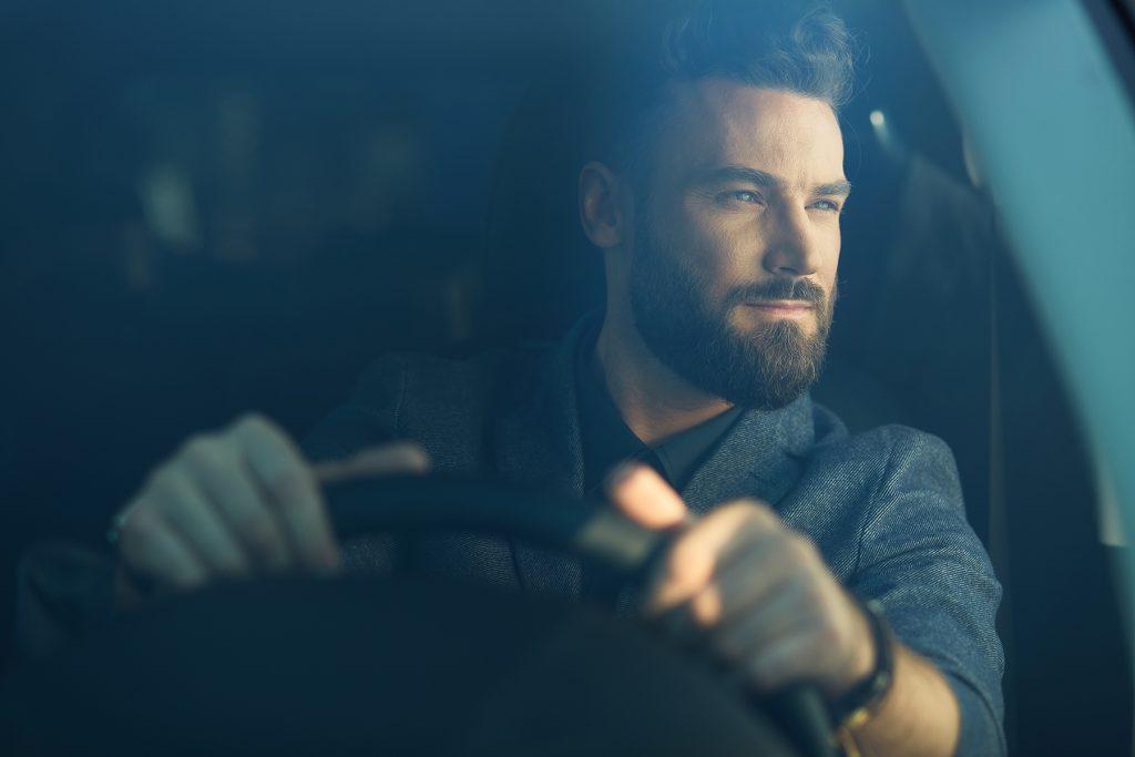 não tenha medo de dirigir