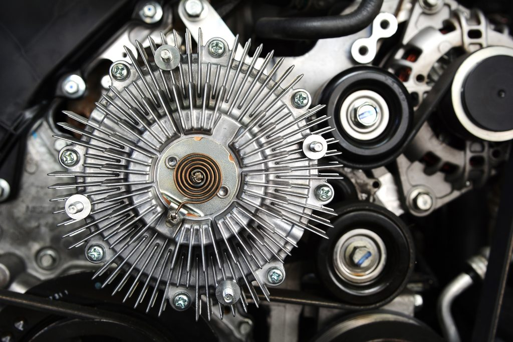 peças de motor