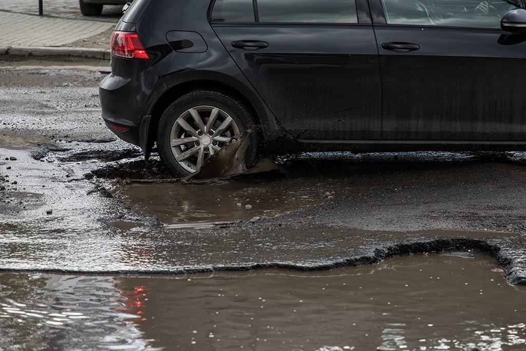 Geometria do carro: O que causa o desalinhamento do carro