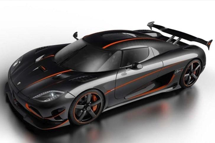 Koenigsegg Agera RS: o carro mais rápido do mundo até 2020