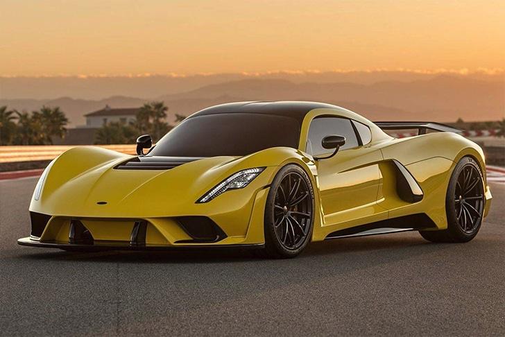Venom F5: o possível futuro carro mais rápido do mundo