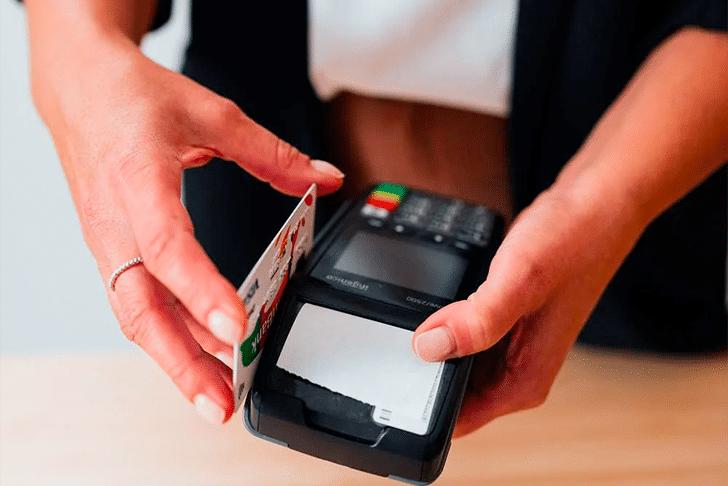 Pagamento em cartão
