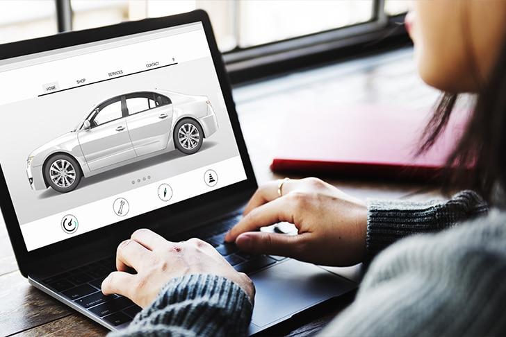 Para adquirir um carro de repasse, é necessário pesquisar