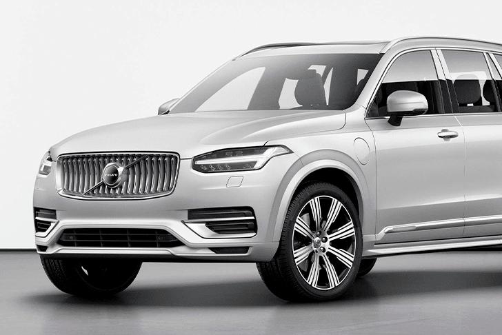 Modelos da Volvo são exemplos de carros altos econômicos
