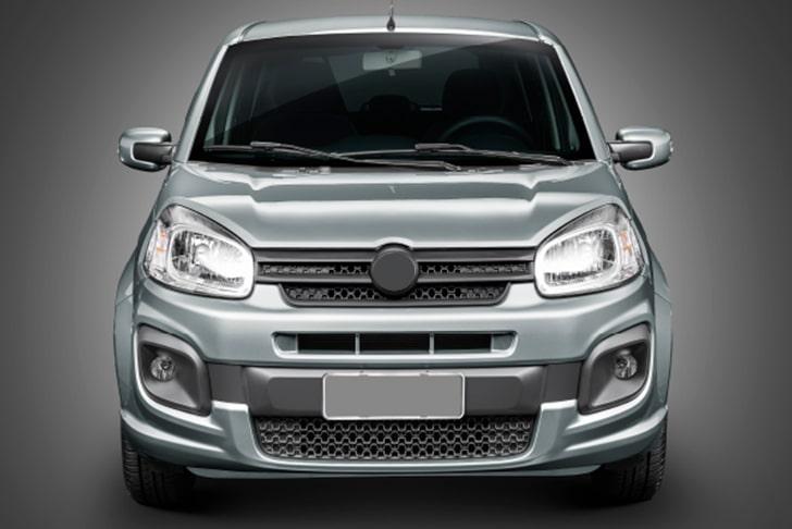 Carros altos econômicos: Fiat Uno