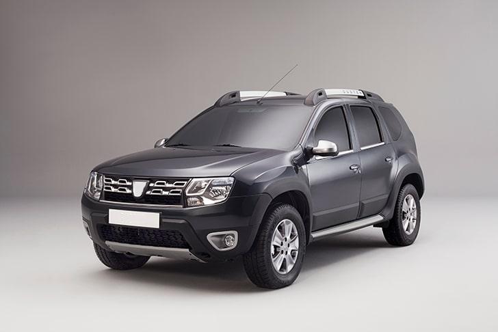 Carros altos para estrada de terra: Renault Duster